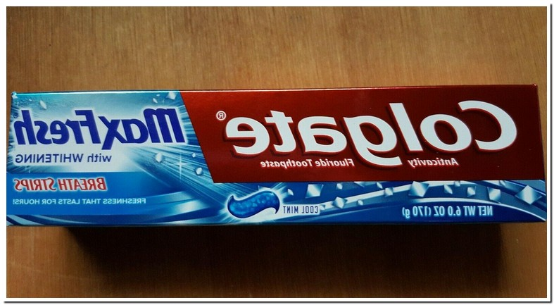 Toothpaste Expiration Date Colgate