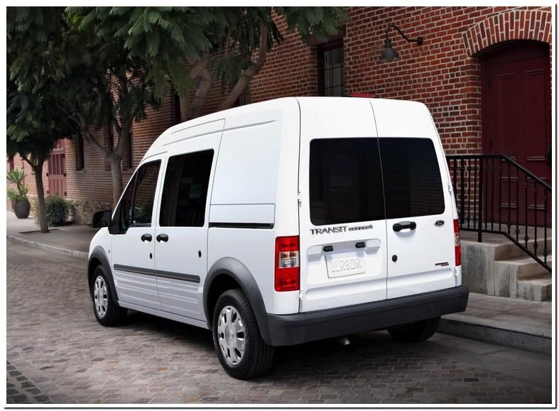 Transit Connect Towing Capacity 2011