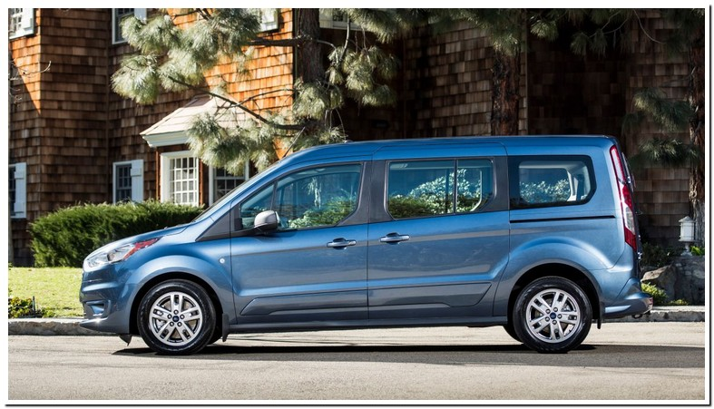 Transit Connect Towing Capacity