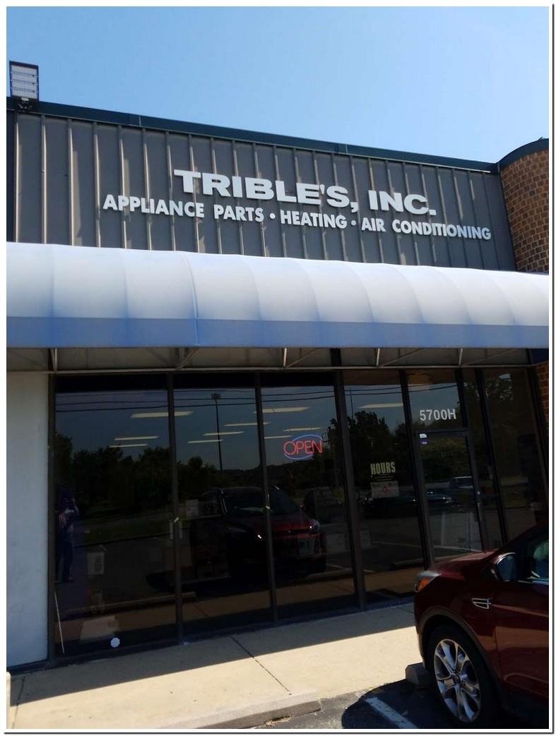 Tribles Appliance Parts Beltsville Md