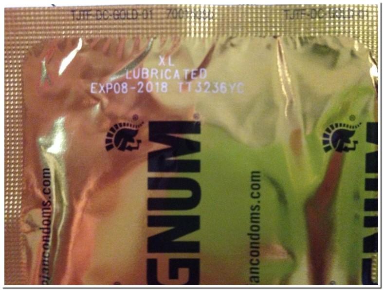 Trojan Magnum Condoms Expiration Date