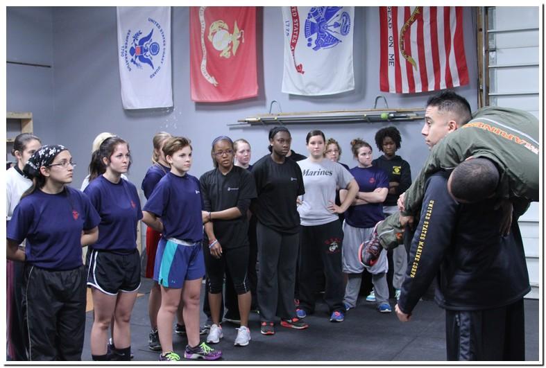 United States Marine Corps Delayed Entry Program