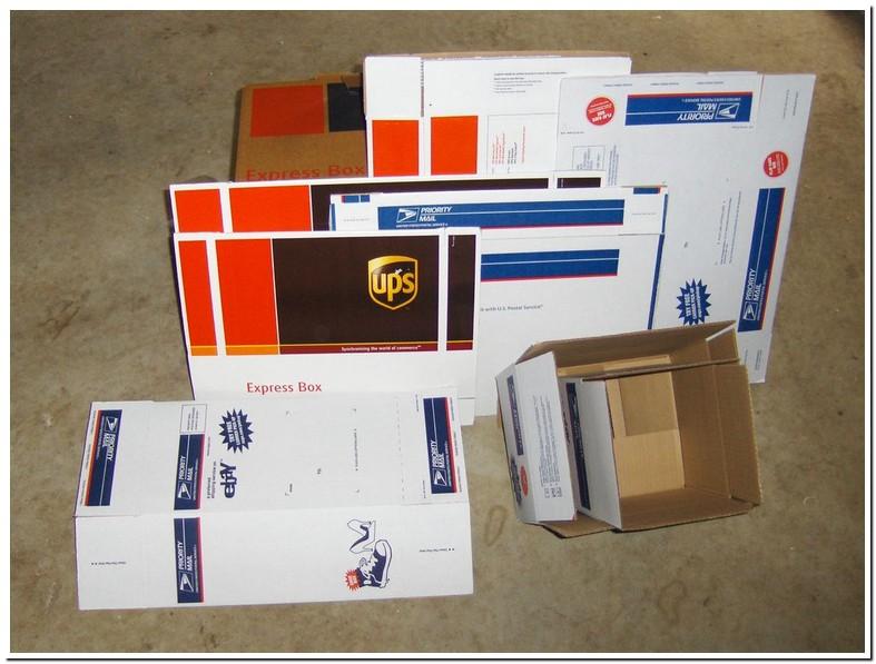 Ups Express Box Small Medium Large