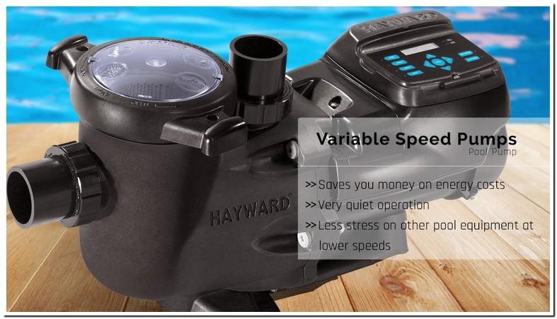 Variable Speed Pool Pump Settings