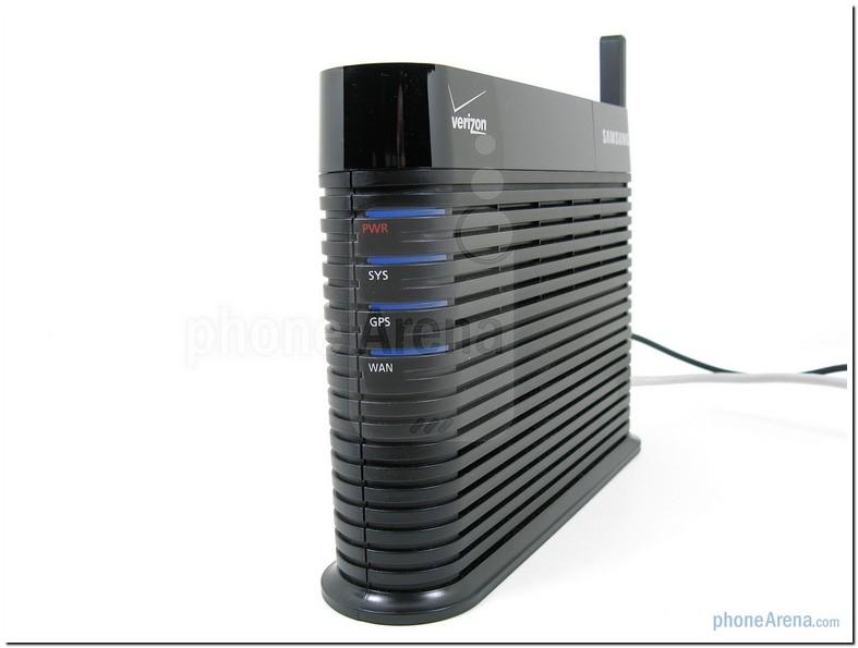 Verizon 3g Network Extender Lights