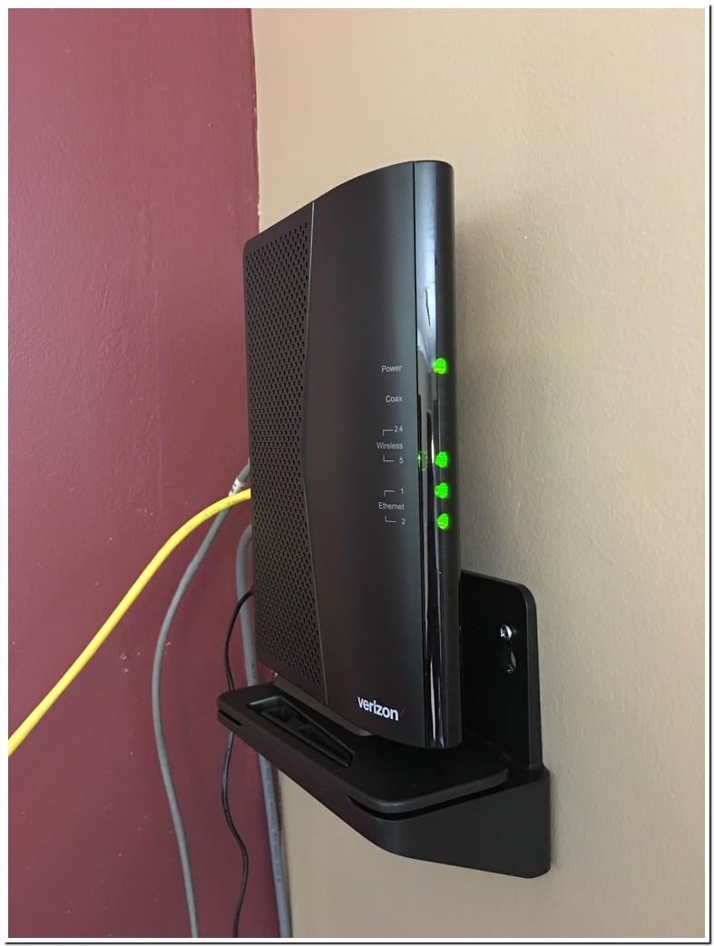 Verizon Fios Network Extender Lights