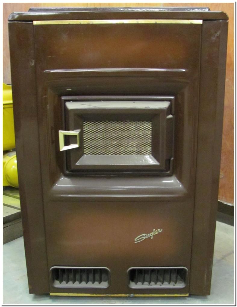 Vintage Siegler Oil Heater