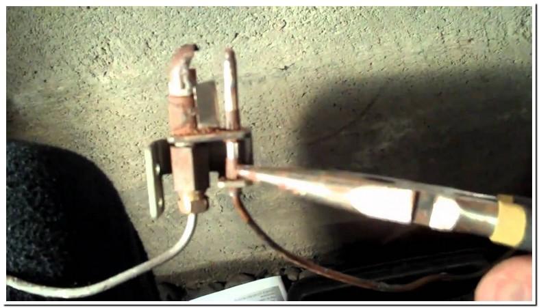 Wall Heater Pilot Light Wont Stay Lit