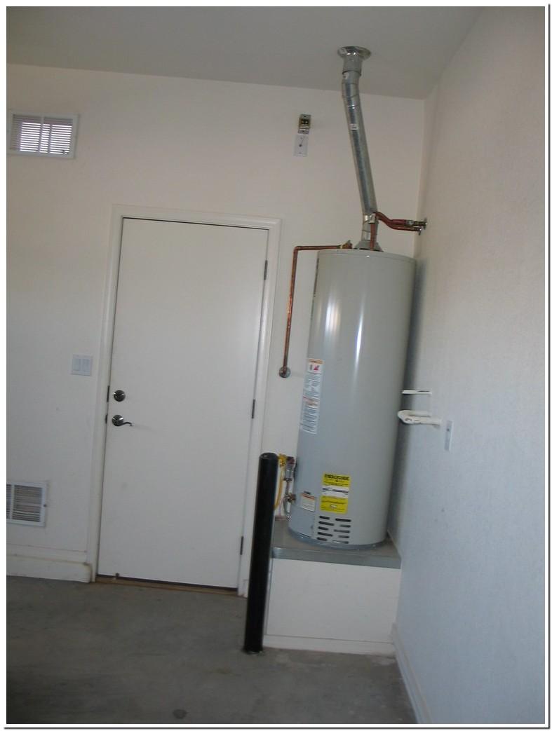 Water Softener Loop In Garage