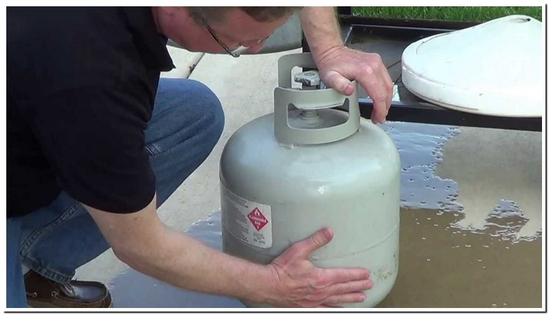 Weight Of A Full Propane Tank Barbecue Grill