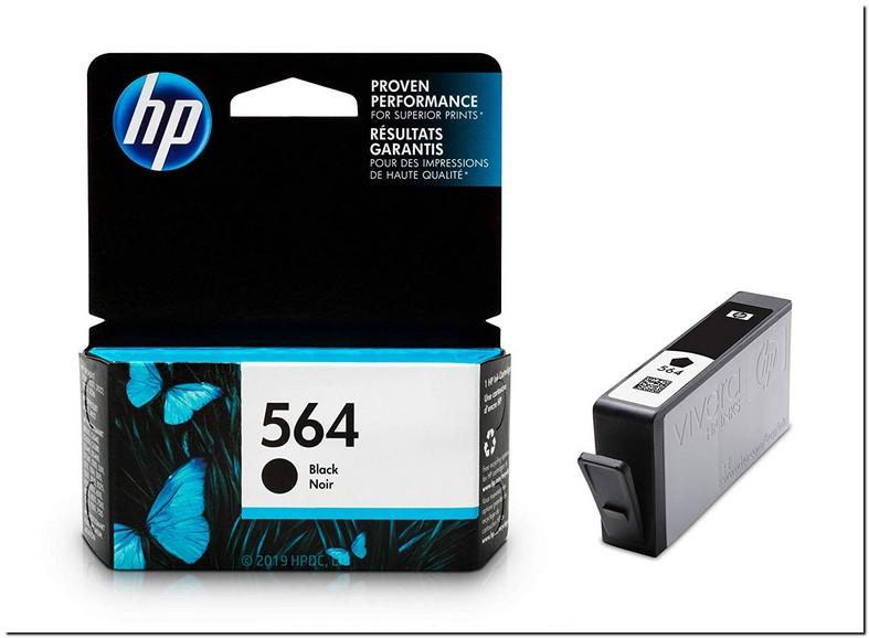 What Hp Printer Uses 564 Ink
