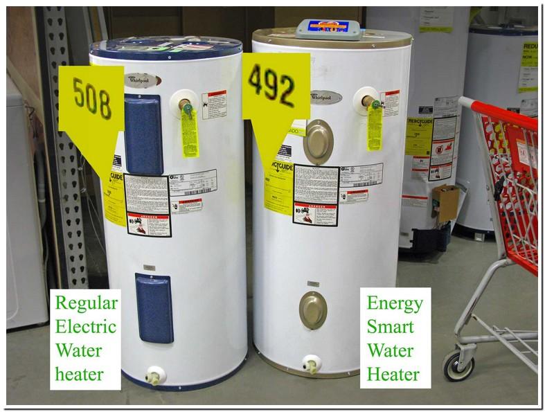 Whirlpool 40 Gallon Water Heater Price