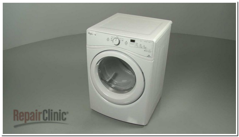 Whirlpool Duet Electric Dryer Manual