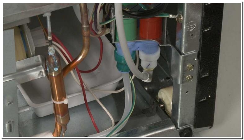 Whirlpool Refrigerator Water Inlet Valve Repair