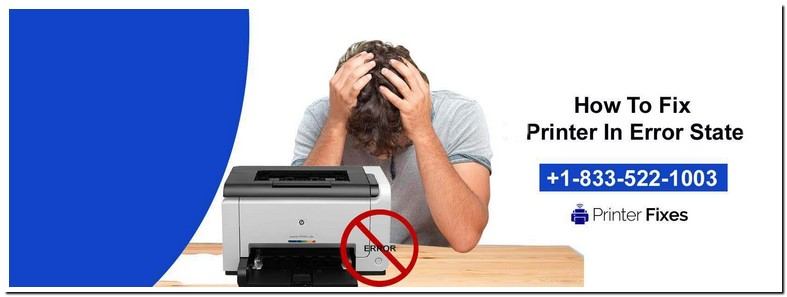 Why Is My Epson Printer In An Error State